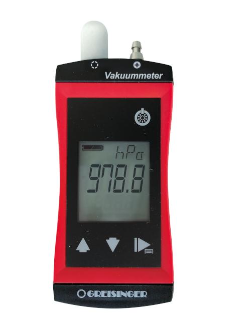 199.9 °C Fühler-Typ Pt 199.9 bis Greisinger GTH 175//PT-K Temperatur-Messgerät