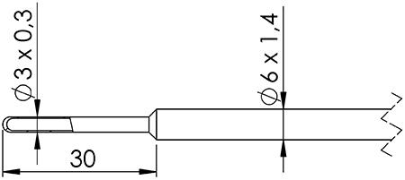 GTF 111 Skizze